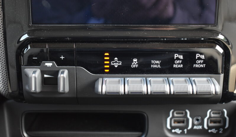 2021 RAM 1500 Limited 하이브리드 맥시멈스틸 with 램 박스 & 멀티펑션테일게이트 full
