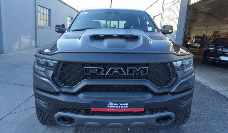 2021 Ram 1500 TRX Granite Crystal Metallic Clear // Carbon PKG & RamBar full