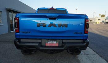 2021 Ram 1500 TRX // Hydro Blue Pearl // Carbon PKG full