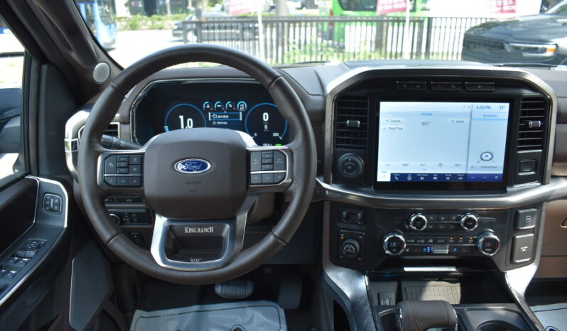 2021 Ford NEW F150 King Ranch 3.5L POWER BOOST 4WD Various New Options full
