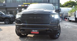 2021 RAM 1500 Limited 5.7L Hybrid 4WD Black Night Edition // Technology PKG