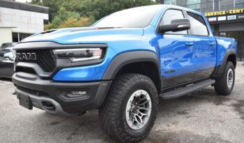 2021 Ram 1500 TRX 4WD BLUE 702HP SUPER PICKUP full