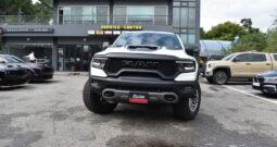 2021 Ram 1500 TRX 4WD WHITE 702HP SUPER PICKUP // Technology PKG
